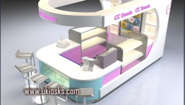 cup cake & Chocolate Kiosk design in mall for sale