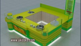 corn kiosk | popcorn kiosk design for shopping mall