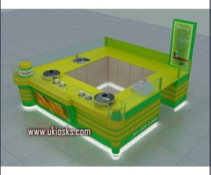 corn kiosk | popcorn kiosk design for shopping mall