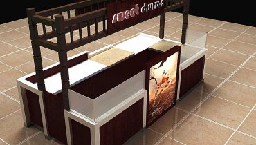 customized made in china coffee kiosk for sale