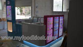 sweet bubble tea kiosk for sale