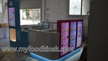 sweet bubble tea kiosk for sale