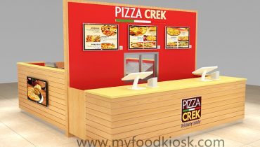 beauty high end snack kiosk design in mall for sale