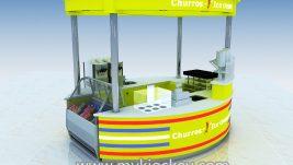 hot selling ice cream design in mall
