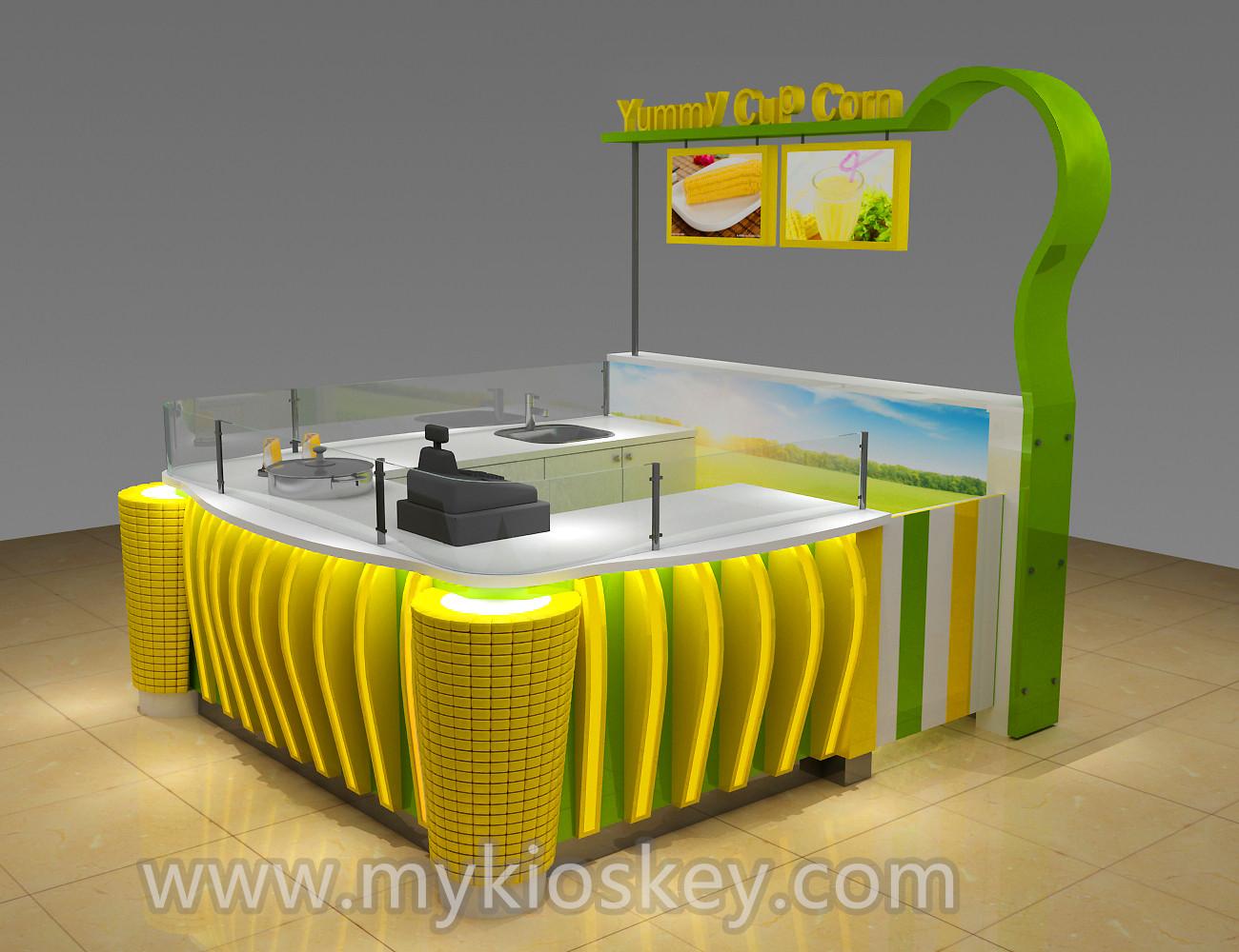 corn kiosk