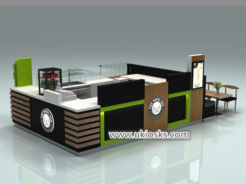 donut display kiosk