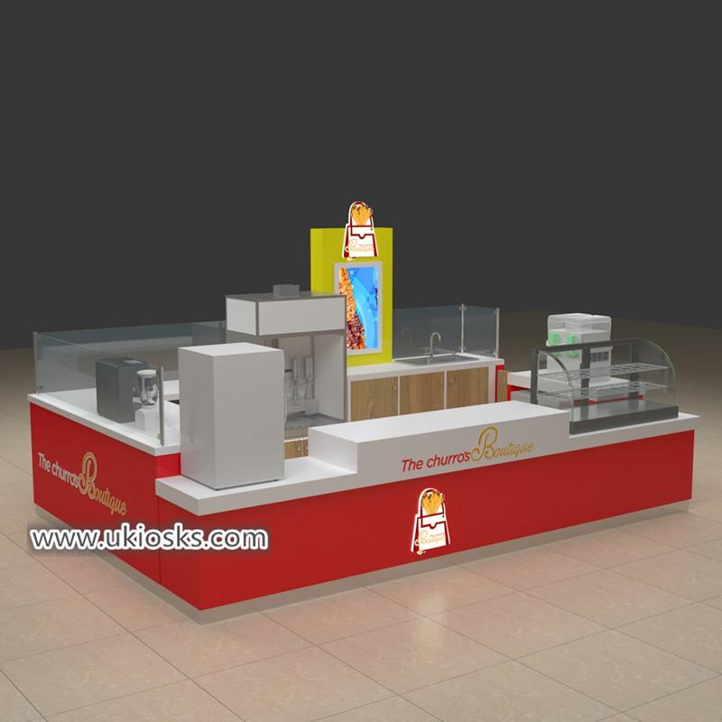 churros kiosk