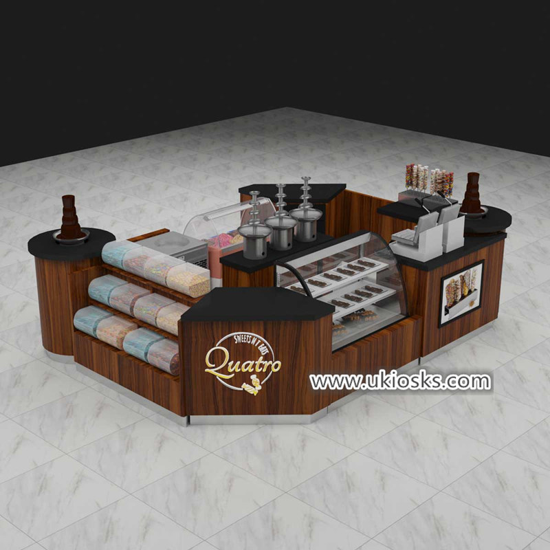 chocolate kiosk