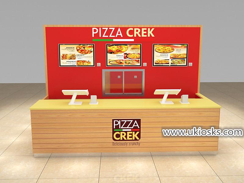 pizza kiosk