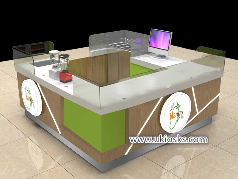 mango display kiosk