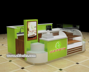 fresh juice bar kiosk export United stated